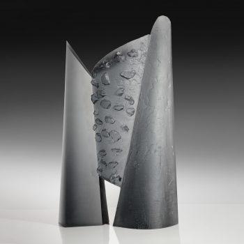 Fine Art Glass Sculpture - Malvina Middleton