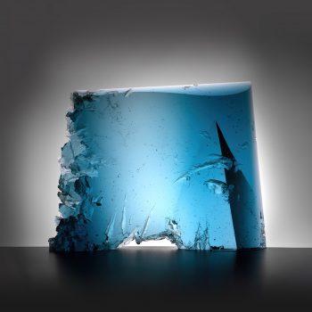 Fine Art Glass Sculpture - Jan Exnar