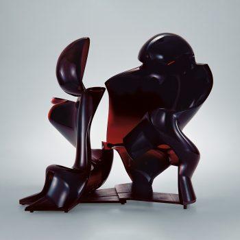 Fine Art Glass Sculpture - Jan Fišar
