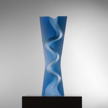 Fine Art Glass Sculpture - Matyas Pavlik