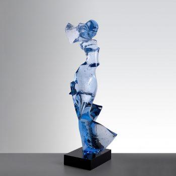 Fine Art Glass Sculpture - Peter Mandl
