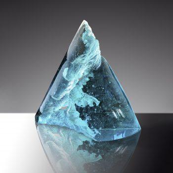 Fine Art Glass Sculpture - Petr Stacho