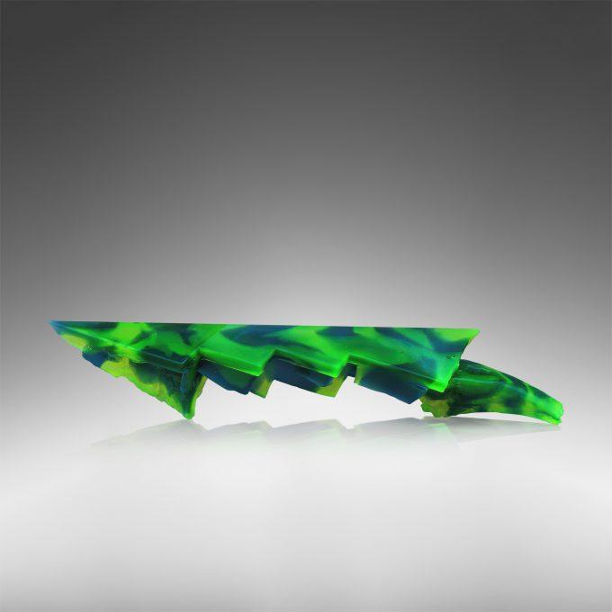 Fine Art Glass Sculpture - Andrej Jančovič