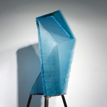 Fine Art Glass Sculpture - Jiří Suchý