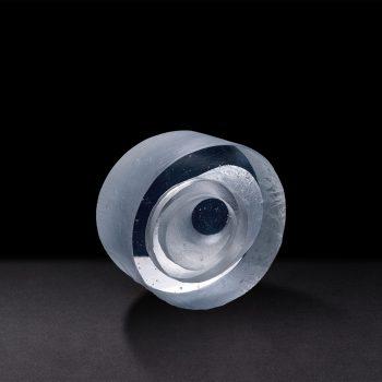 Glassart - Štěpán Pala Oval – Crystal